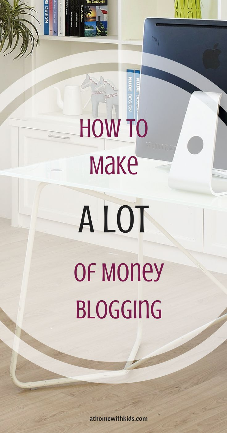 Make money from your blog starting today!