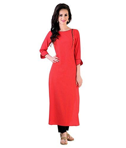 new summer red cotton casual tunic tops kurti (Small) ETH... http://www.amazon.in/dp/B01G8WZPOO/ref=cm_sw_r_pi_dp_iruyxb0XZV42A