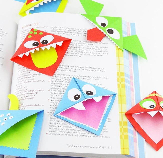kid-friendly origami crafts // kids craft ideas