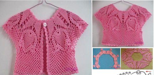 Mira Como Puedes Hacer Un Precioso Y Útil Chaleco A Crochet. Sigue Estos Patrones Y Podrás Hacer Con Tus Manos ¡Facilísimo!