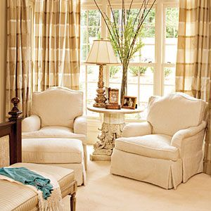 Style Guide: Bedroom Seating Areas