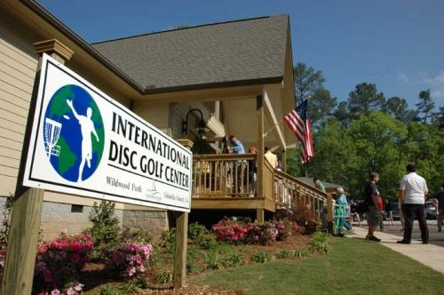 If you want to take a trip to the center of the disc golf world, the International Disc Golf Center and the PDGA headquarters, in Columbia County Georgia is the place to go.