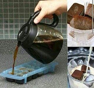 #kahve #buz