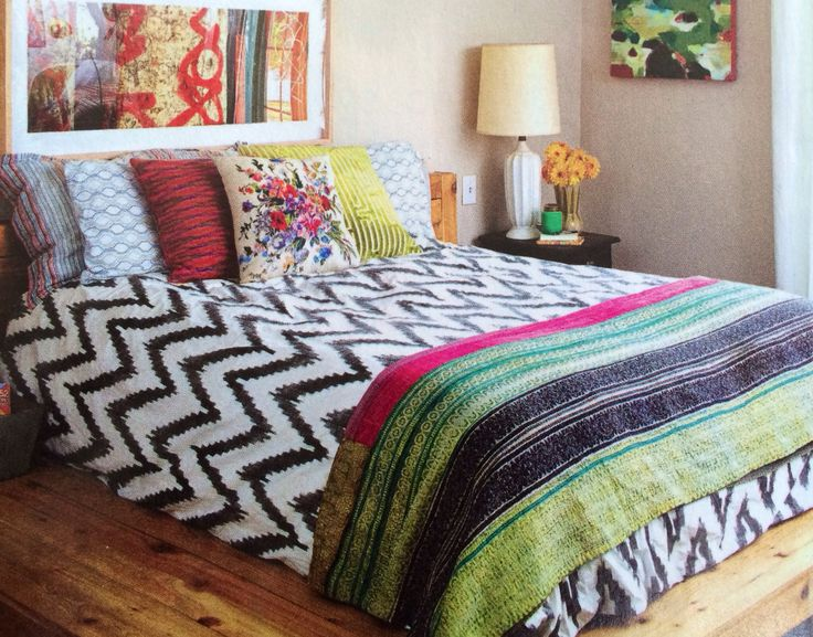 Best 25 eclectic bedding ideas on pinterest eclectic for Eclectic bedroom sets