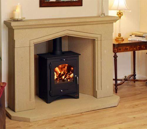Bohemia 50 multifuel stove