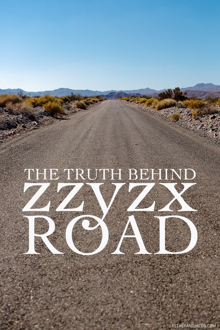 The Truth behind Zzyzx Road California. Finally Checked it off my bucket list