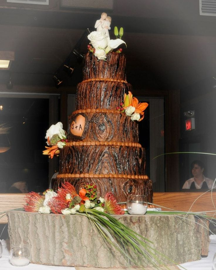 Thumbnail Wedding Tree: 12 Best Birch Tree Cakes Images On Pinterest