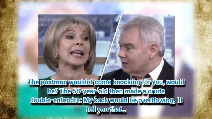 This Morning's Ruth Langsford and Eamonn Holmes fuel divorce rumours
