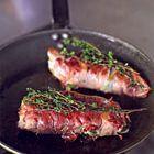 Gevulde kipfilet gewikkeld in salie en parmaham van Gordon Ramsay - recept - okoko recepten