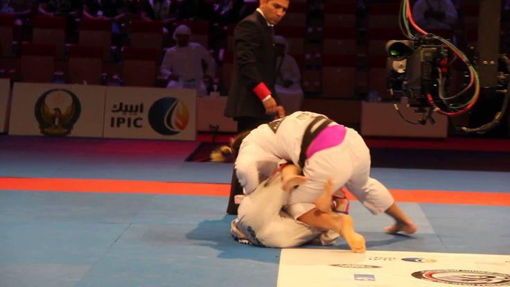Watch Mackenzie dern defeat Gabi Garcia. This is the first time Gabi losses as a black belt. http://www.arabsmma.com
