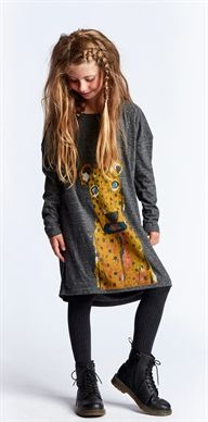 Smart modetøj til børn, tunikaer, kjoler trendy pigetøj