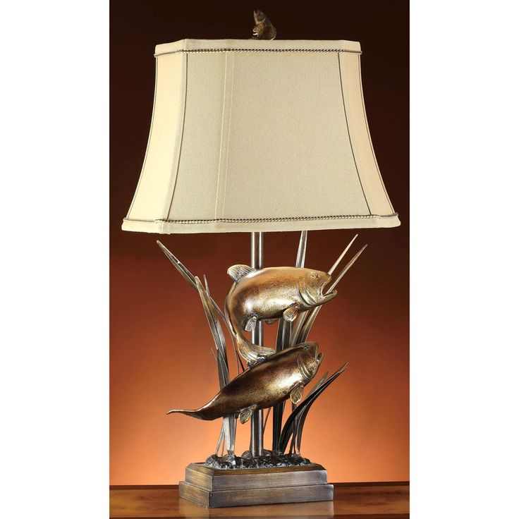 Crestview collection upstream 1 light table lamp