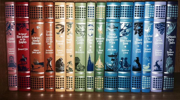Beautiful Barnes and noble leather bound classics books ( part of my prized collection ) all 15 of the children classic collection available at the moment .