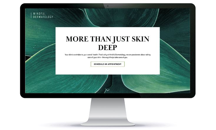 Mindful dermatology dermatology
