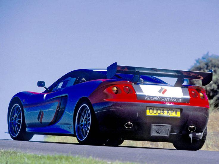 2005 Ascari KZ1-R Imagen
