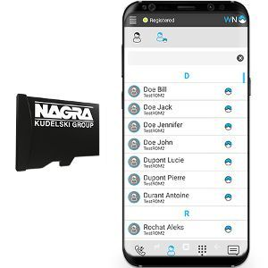 El Grupo Kudelski, multinacional suizo-norteamericana dedicada a ofrecer soluciones de seguridad digital end-to-end convergentes, ha anunciado el lanzamiento de la solución WHITE NOISE de NAGRA, dirigida a asegurar las comunicaciones móviles en aplicaciones gubernamentales y corporativas.