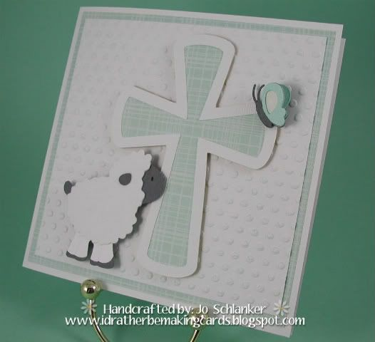 Baptism Card - Cards. - Cricut Forums
