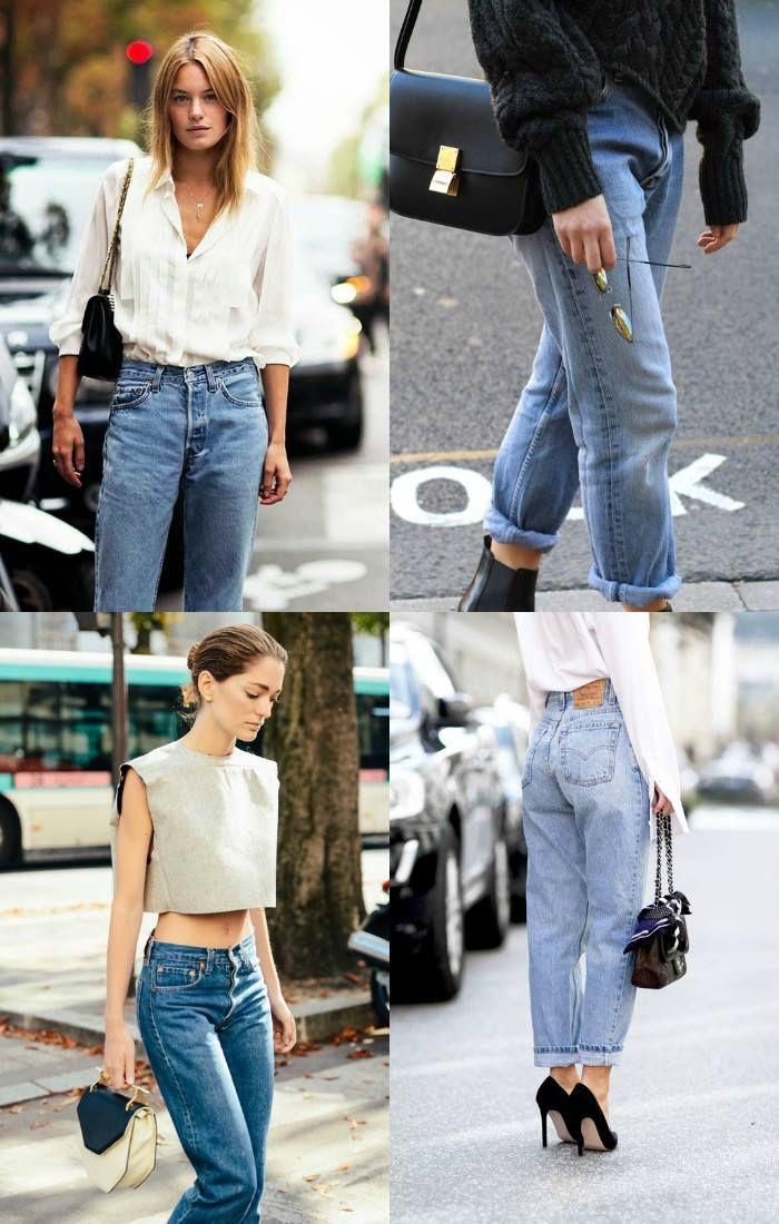 L'iconique #jean 501 @Levis_FR des années 80 fait son retour ! www.mode-and-deco... #mode #fashion