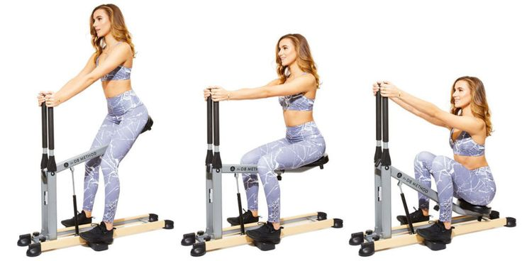 The DB Method Squat Machine Promises You a Dream Butt - What Is the DB Method?