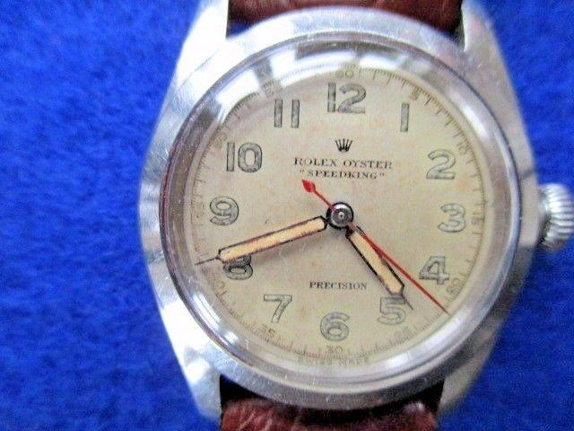 #Forsale Vintage #Rolex Speedking 4220 1945 All Original Gents Watch - Price @$896.40