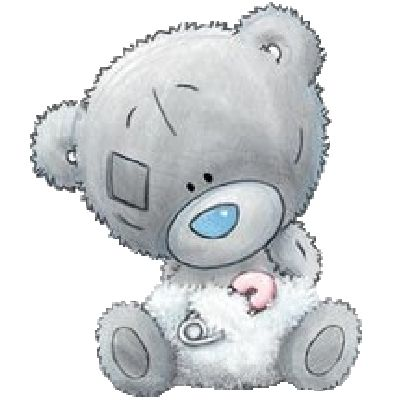 Baby boy teddy bear clip art - photo#11