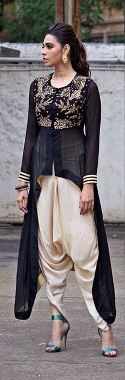 How to dhoti wear for girls catalog photo