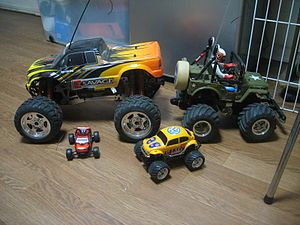 Radio-controlled car - Wikipedia, the free encyclopedia