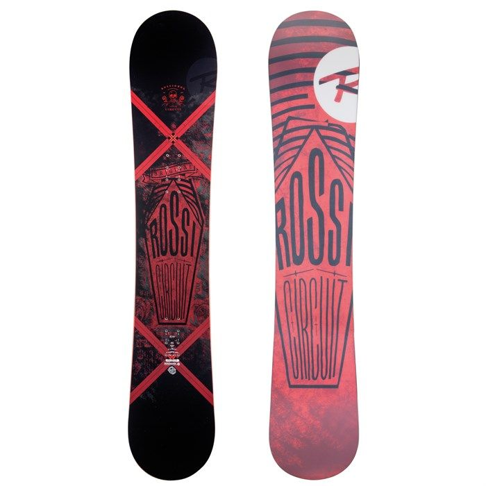 Rossignol Circuit Amptek Snowboard 2016