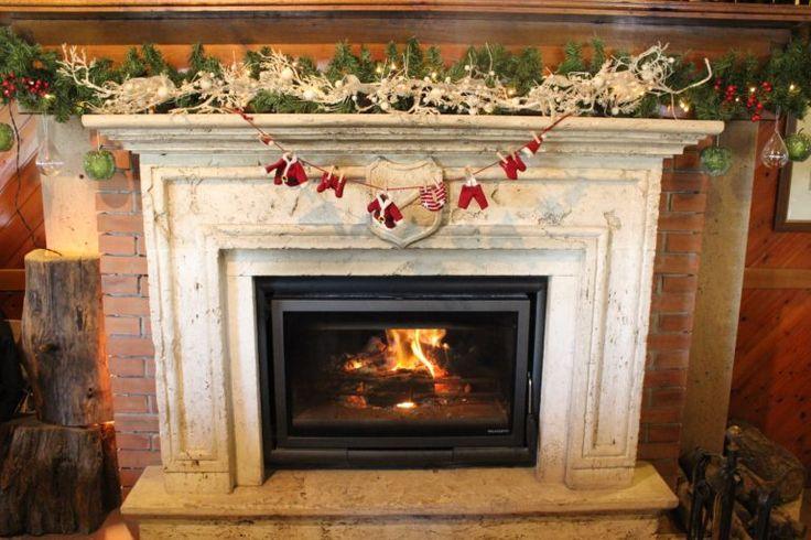 Garibaldi Fireplace