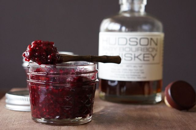 Blackberry Vanilla Bourbon Jam