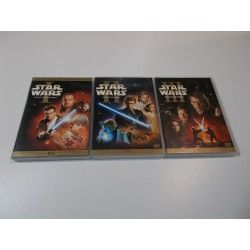 Gwiezdne wojny Star wars trylogia I-II-III części DVD - Opole