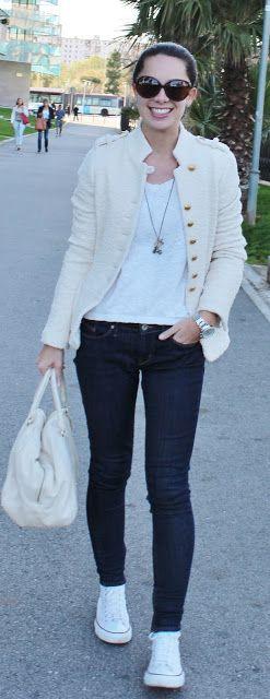 abril 2013   Marta Barcelona Style   Blog de Moda   Conjunto de Ropa de Mujer para el día a día   Fashion Blogger