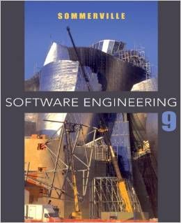 Test Bank Software Engineering 9th Edition by Ian Sommerville