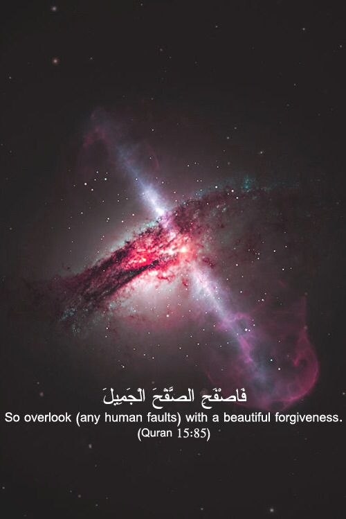 So overlook any human faults with beautiful forgiveness.