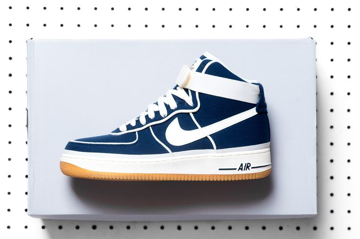 Nike Air Force 1 07 LV8 'Vandal' Releasing in Binary Blue - EU Kicks: Sneaker Magazine