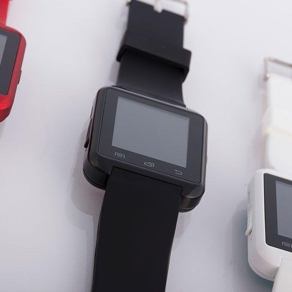 Smartwatch BTSA110 med lyd, sort farge. 2-års garanti | Satelittservice tilbyr bla. HDTV, DVD, hjemmekino, parabol, data, satelittutstyr