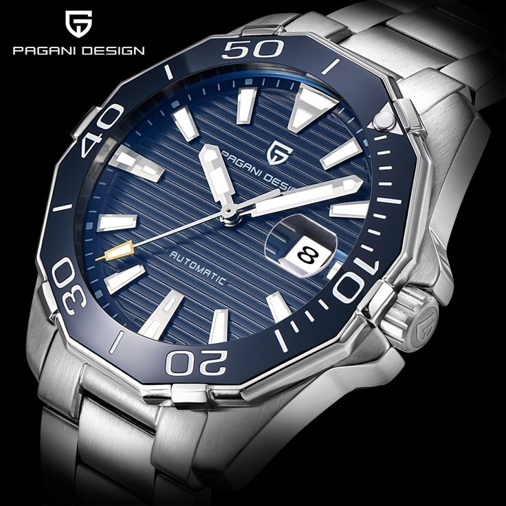 Like and Share if you want this  PAGANI DESIGN Men's Classic Diving Series Mechanical Watches Waterproof Steel Stainless Brand Luxury Watch Men Relogio Masculino   Tag a friend who would love this!   FREE Shipping Worldwide   Buy one here---> http://buy18eshop.com/pagani-design-mens-classic-diving-series-mechanical-watches-waterproof-steel-stainless-brand-luxury-watch-men-relogio-masculino/