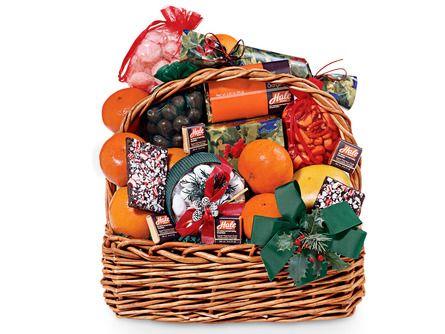 citrus florida baskets gift hale groves gifts christmas fruit oranges basket fresh grapefruit boxes fruits hamper halegroves ruby trees navel