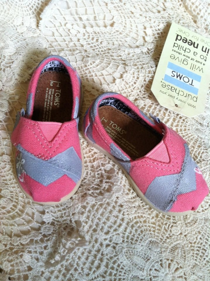 Personalized Baby Toms