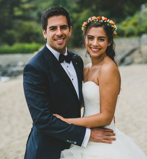Celebrity Wedding Vows Examples: Eli Roth Marries Lorenza Izzo In Chile: See Their Wedding