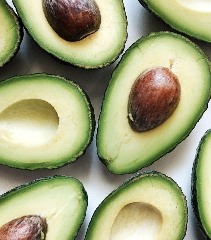 avocados for longer hair