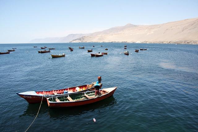 Pisagua, Chile by sensaos, via Flickr