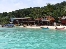 Just booked this place for four nights. Shari La Beach Resort, Perhentian Islands, Malaysia. So excited. We might even have power and running water. Haha.