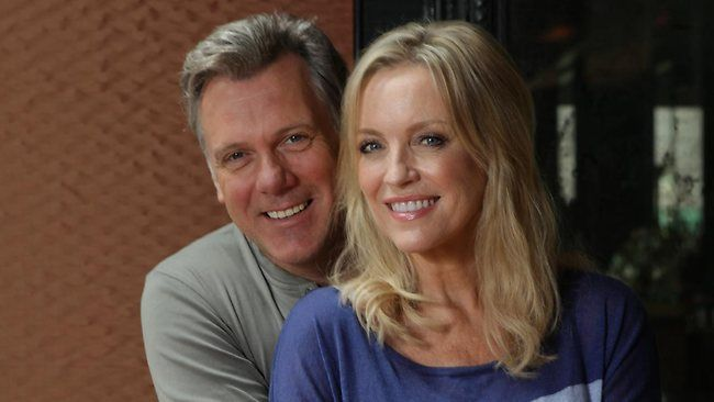 Erik Thomson and Rebecca Gibney, Packed to the Rafters