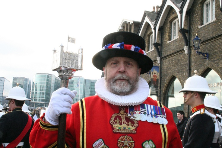 don't mess with the yeoman warder