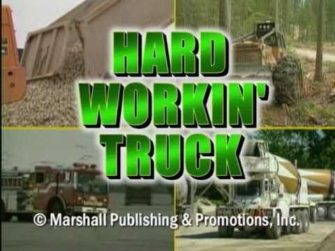 Truck Videos For Kids DVD | Cool Trucks, Garbage Trucks, Firetrucks, Monster Trucks & More