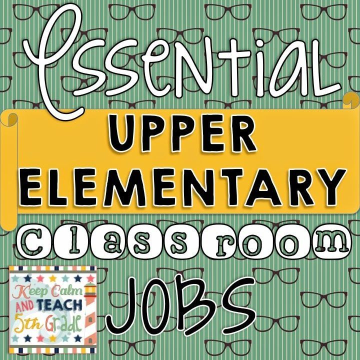 Classroom Job Ideas For 4th Grade : Best classroom management images on pinterest
