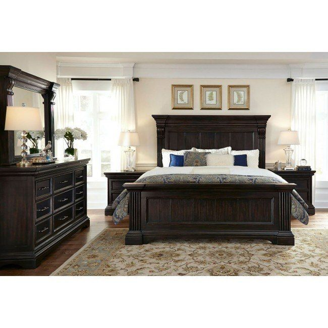 Caldwell Panel Bedroom Set In 2019
