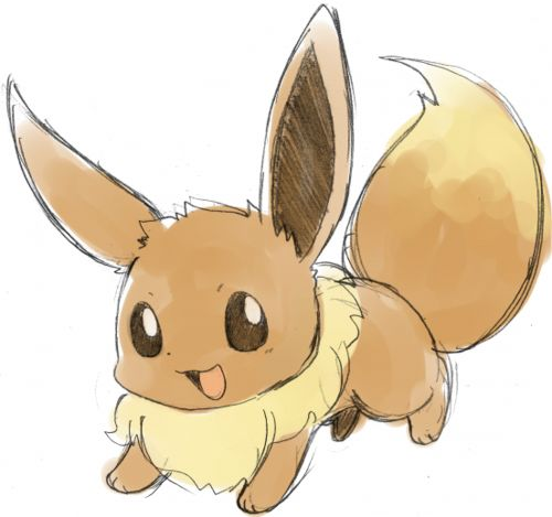 17 best images about eevee on pinterest cute pokemon - The most adorable pokemon ...