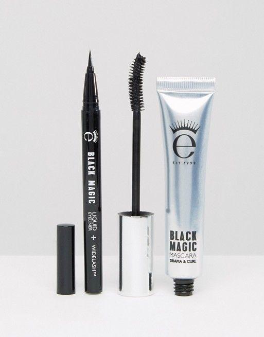 eyeko black magic mascara & liquid liner duo